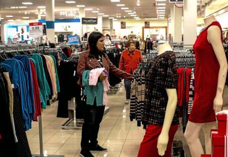 第二季度的零售增长将有助于GDP的反弹