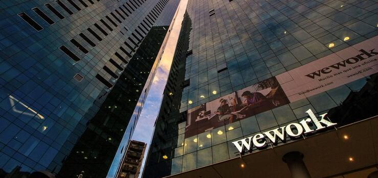 WeWork IPO提示潜在的企业科技游戏
